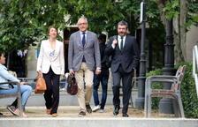 Compareixen davant l'Audiència Nacional els primers investigats pel 'cas 3%', derivat des del Vendrell