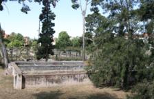 L'antiga bassa de Mas Iglesias tornarà a tenir aigua i es destinarà al regadiu