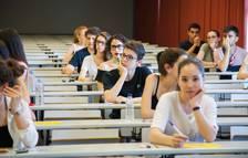 Més de 3.200 estudiants comencen les proves de Selectivitat a Tarragona