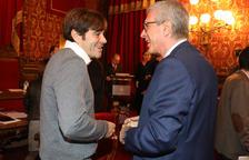 Nadal: «L'alcalde Ballesteros s'ho juga tot amb els Jocs Mediterranis»