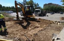 Cambrils recupera 170 places de l'aparcament regulat d'Horta de Santa Maria