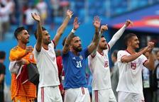 Iran guanya al Marroc amb un gol en pròpia al minut 95