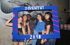 Festa de final de curs a l'Ateneu dels 'corresponsals' de joventut de Cambrils