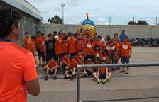 Més de 300 escolars gaudeixen de la segona edició dels Jocs Esportius de Cambrils