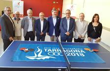 El pavelló Joana Ballart de Valls ja està llest pels Jocs Mediterranis