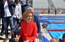 Batet inaugura la piscina olímpica tarragonina pels Jocs Mediterranis