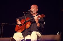 Valls rinde el primer homenaje a Peret con un concierto esta noche