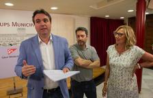 Els regidors de Cs no assistiran als actes institucionals de Sant Pere