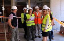 Les obres del nou Palau de Justícia de Tortosa estaran llestes al febrer de l'any que ve