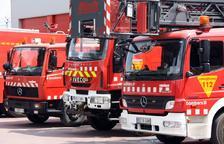 Cremen 500 metres de canyes a Poble Nou del Delta
