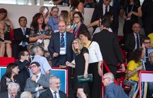 Elsa Artadi: «el públic dels Jocs Mediterranis estava sorprenentment seleccionat»