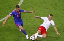 Colombia ofrece su mejor versión y deja Polonia fuera del torneo