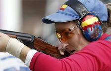 Fátima Gálvez aconsegueix una polèmica medalla de plata en tir olímpic