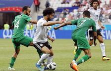 Arabia Saudí derrota a Egipto y ensombrece el récord de El Hedary (2-1)