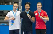 Abad y Mir se quedan sin medalla a gimnasia artística
