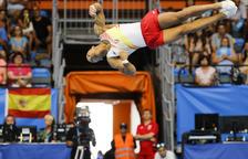 Or, plata i dos bronzes per tancar l'actuació espanyola a gimnàstica artística