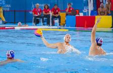 El waterpolo entra en escena a la piscina olímpica de l'Anella