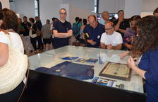 El Tinglado 1 estrena una exposición dedicada a los 'castells' de Tarragona