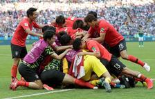 (2-0) Corea del Sur consuma el desastre de Alemania