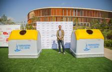 Coca-Cola aposta pel reciclatge durant els Jocs Mediterranis