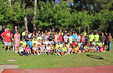Más de 150 niños y niñas participan en la Escola y en el Campus d'Estiu de Roda