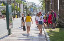 Turistes russos han de tornar a pagar l'hotel a la Costa Daurada per la fallida de Natalie Tours