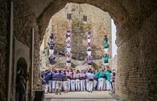 Les colles castelleres amplien de set a deu les exhibicions pels visitants