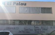 Una trentena de professors de l'IES El Palau de Sant Andreu de la Barca demanen el trasllat