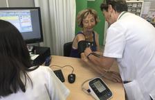 Nou material clínic als consultoris mèdics de Vandellòs i l'Hospitalet de l'Infant