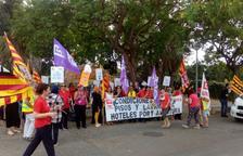 Claro Sol presenta una demanda de conflicte col·lectiu contra el personal de pisos de PortAventura