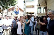 Arrimadas, sobre la suspensió de diputats: «Lluitarem democràticament perquè les resolucions judicials s'han de complir»
