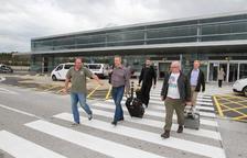 L'Aeroport de Reus mou 194.422 passatgers al juliol, un 0,9% menys que el 2017