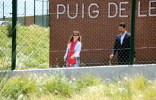 Forcadell canviarà la presó de Figueres per la del Catllar per poder estar més a prop de la família