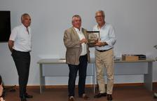 L'ICS Camp de Tarragona homenatja als voluntaris sanitaris dels Jocs Mediterranis