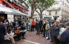 L'ANC i l'Òmnium volen omplir els balcons del Vendrell de solidaritat amb els presos polítics i exiliats