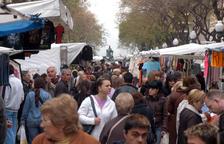 Els marxants tornaran a la plaça Corsini el 24 de juliol