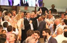 Casado promet «reconquerir» els catalans mitjançant Tabàrnia i apel·la a la «il·lusió» del PP per «recuperar espai» a Cs