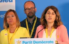 Marta Pascal renuncia a la direcció del PDeCAT: «No tinc la confiança del president Puigdemont»