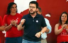 Pere Aragonès a Pablo Casado: «Catalunya no la conquereix ningú, és de la seva gent»
