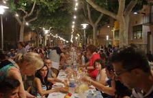 El grup la Raiz i el sopar popular, plats forts aquest cap de setmana a la Festa Major del Morell