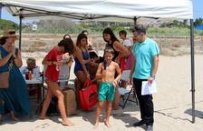 Gran participación en el Concurso de Castillos de Arena de Altafulla