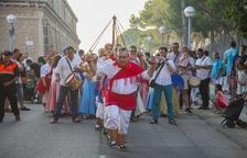 Balls i tradició omplen de color Vila-seca per la Festa Major