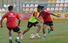 Mantenir la columna vertebral, el principal èxit de l'estiu al CF Reus