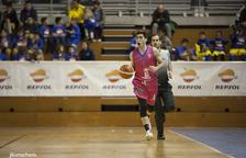 David Fernández serà el timó del CB Tarragona una temporada més