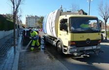 El servei de neteja per a 18 pobles del Tarragonès, a concurs per 53,3 MEUR