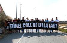 Els alcaldes de Montblanc i Valls demanen celeritat per desencallar les obres de l'A-27 i del túnel del Coll de l'Illa