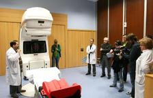 Oncología Radioterápica reclama la reapertura total del acelerador de Reus