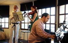 Luis del Olmo pondrá voz a los poetas en un recital único en la Pedrera de l'Elies