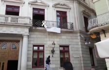El PP de Reus considera l'acció de Ciutadans amb la pancarta d'una «gran covardia política i hipocresia»