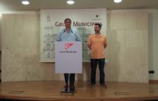 Cs Reus durà la pancarta de l'Ajuntament al contenciós administratiu
